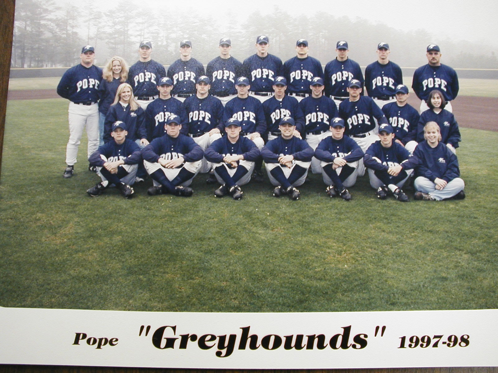 Pope High School Baseball