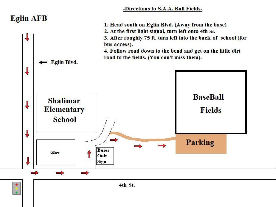 Shalimar Athletic Association