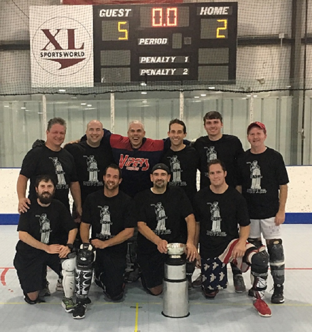 A Division | Raleigh Street Hockey League