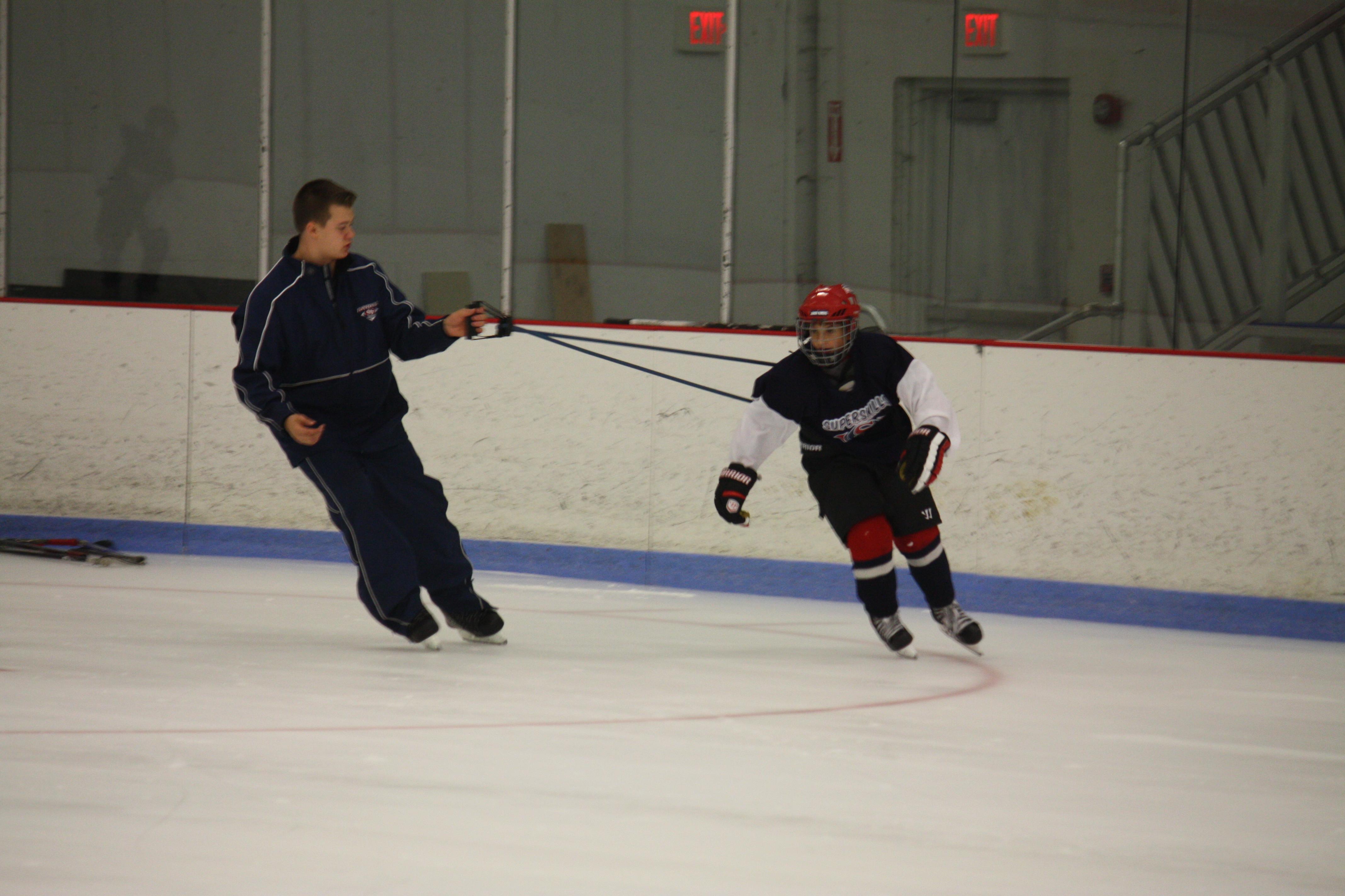 Powerskating Superskills Hockey