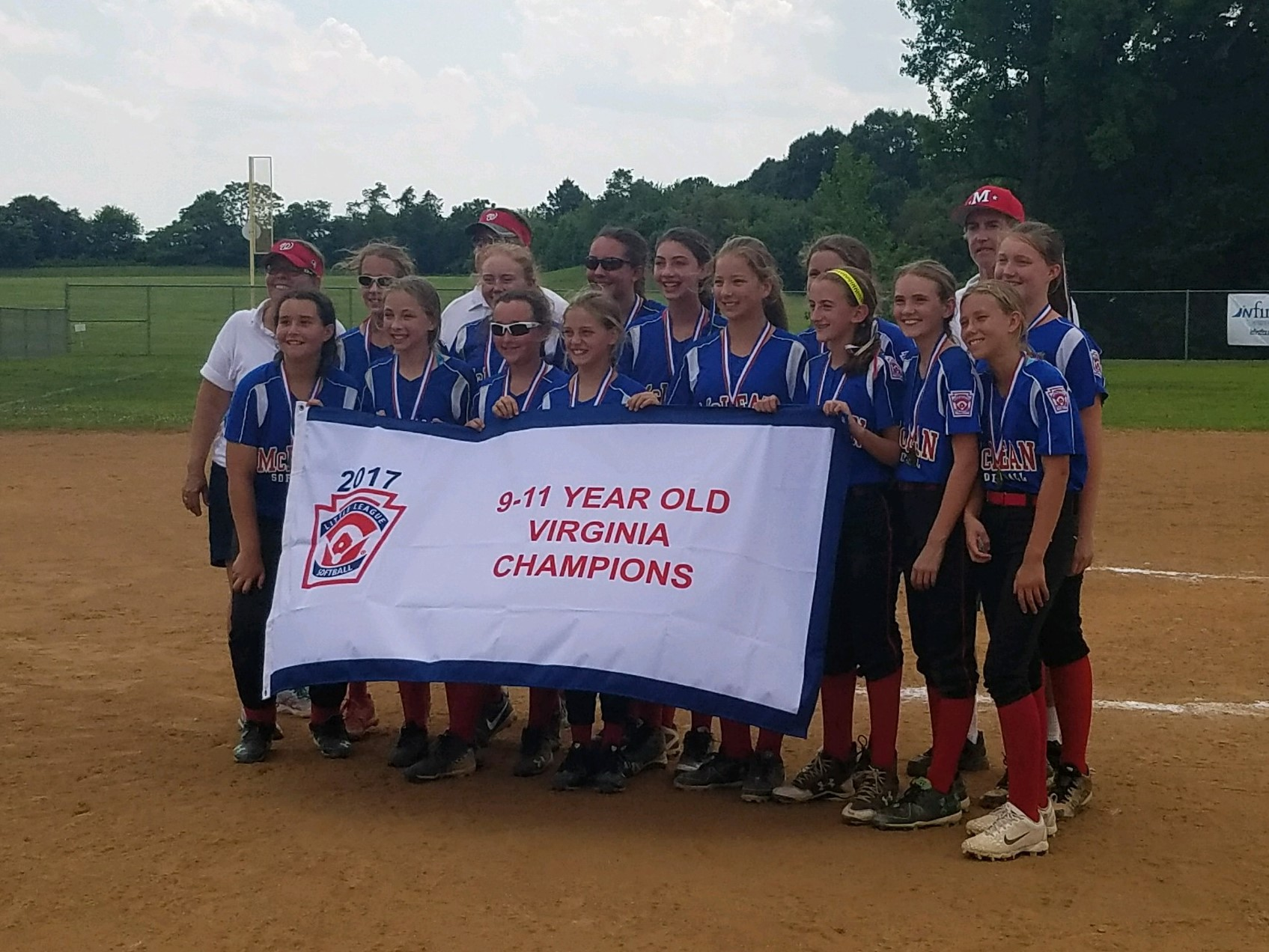 by McLean Little League posted 07/11/2017