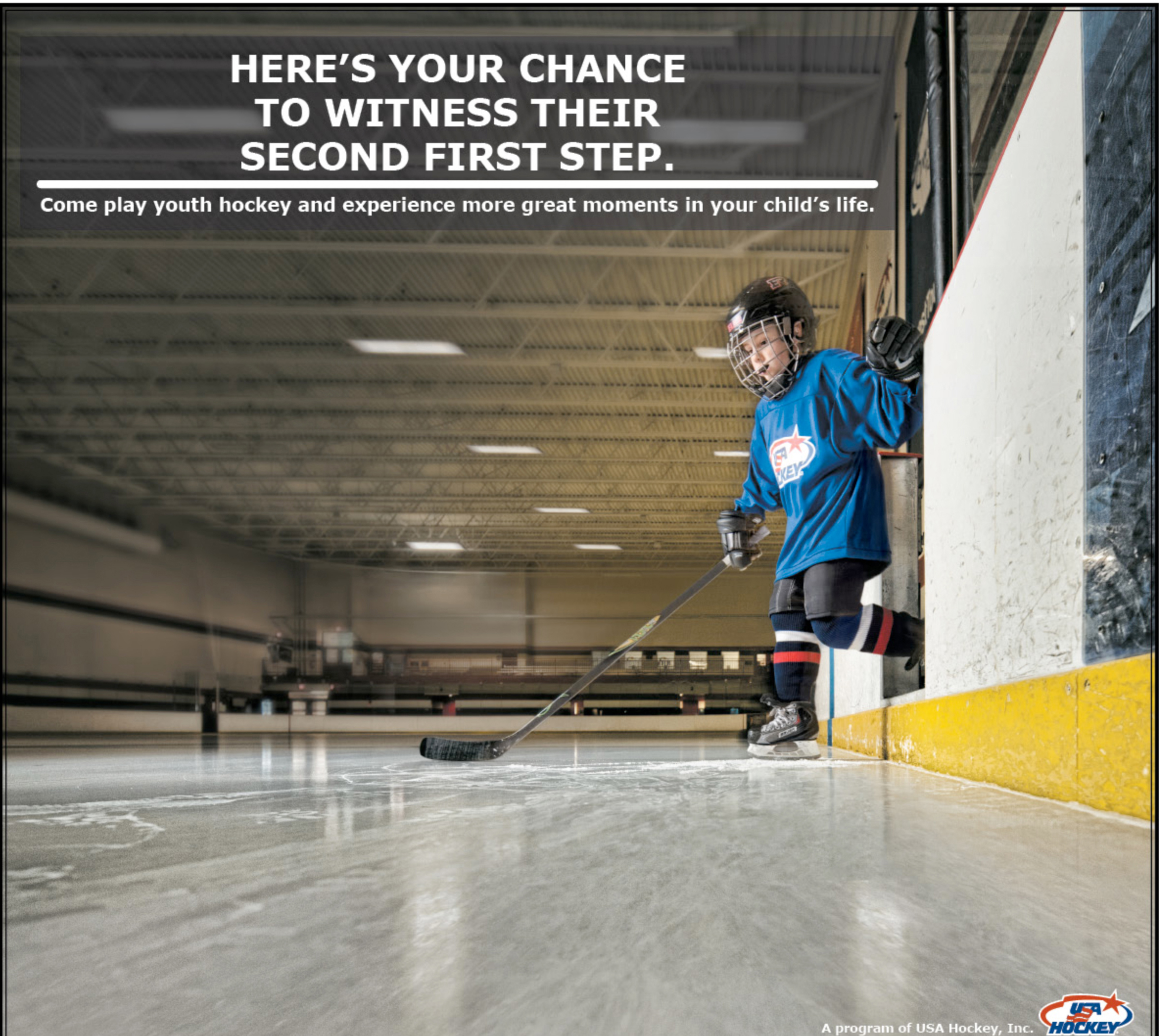 Try Hockey for Free Day | Amherst Hockey Association