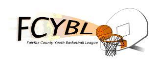 Fairfax County Youth Basketball League Logo