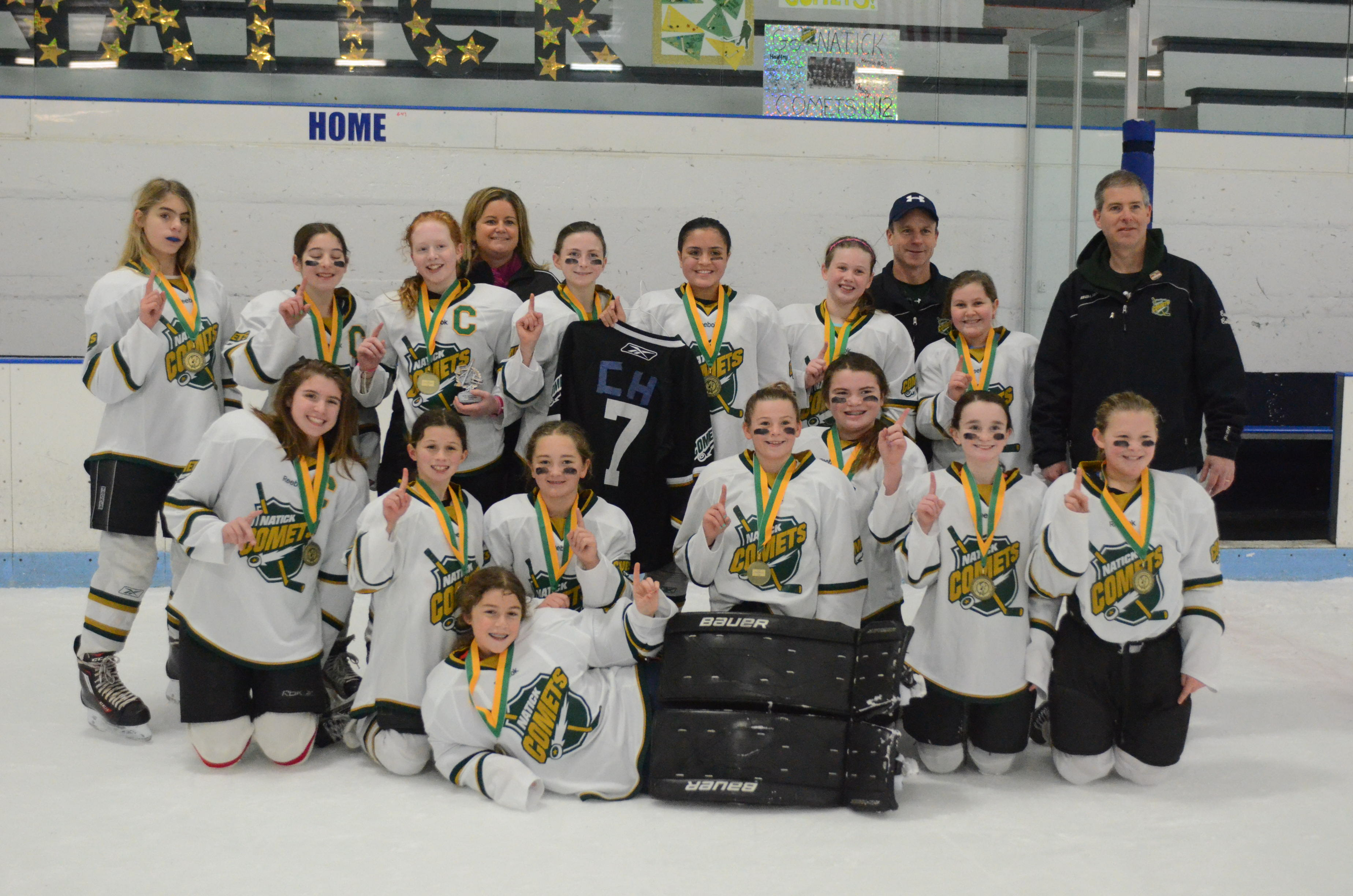 Midget girls hockey tournaments