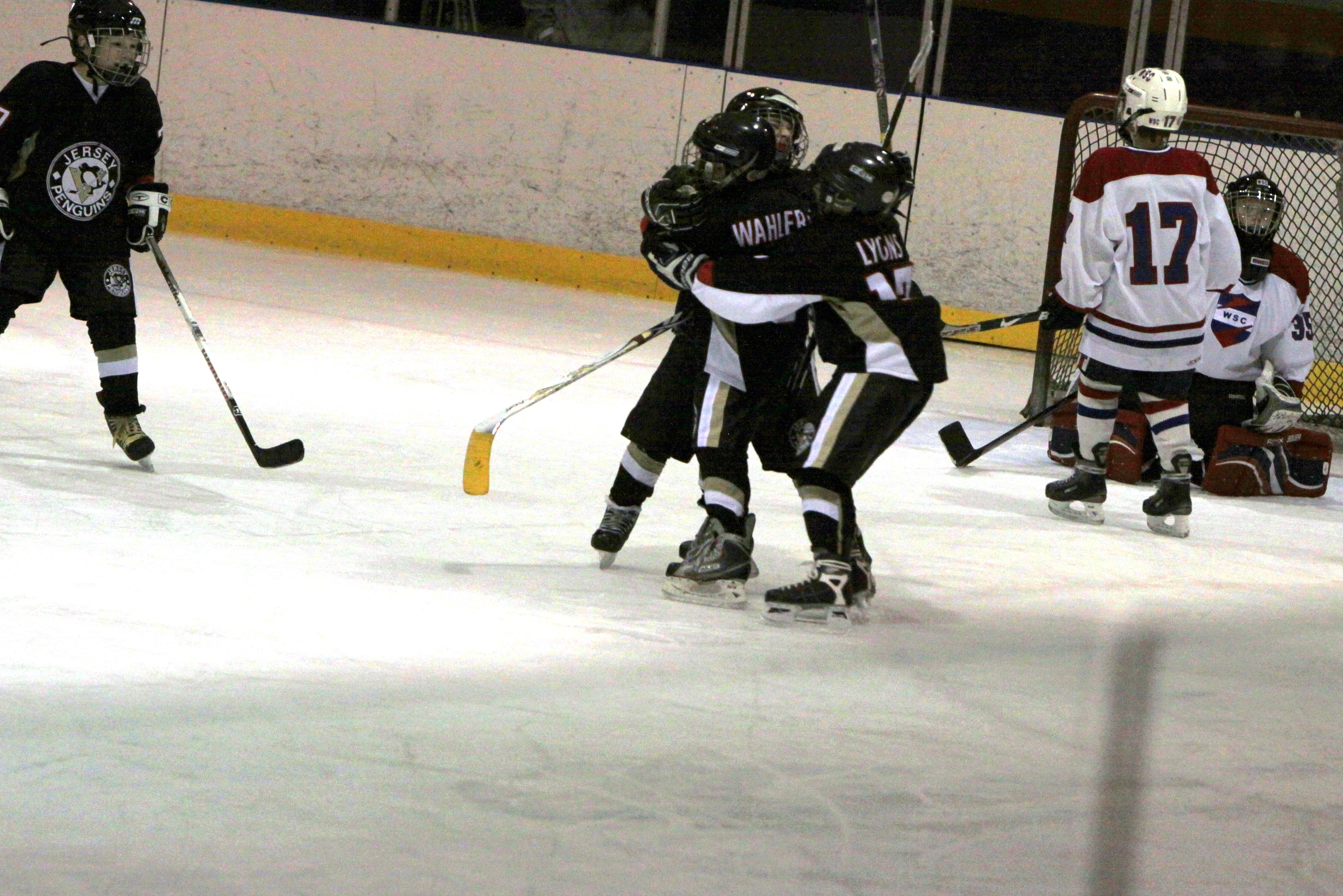 Jersey penguins midget hockey
