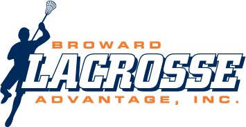 Broward Lacrosse Advantage Logo