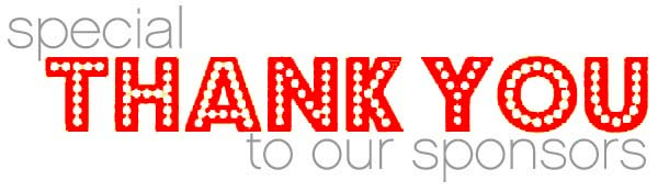 Image result for thank you to our sponsors images