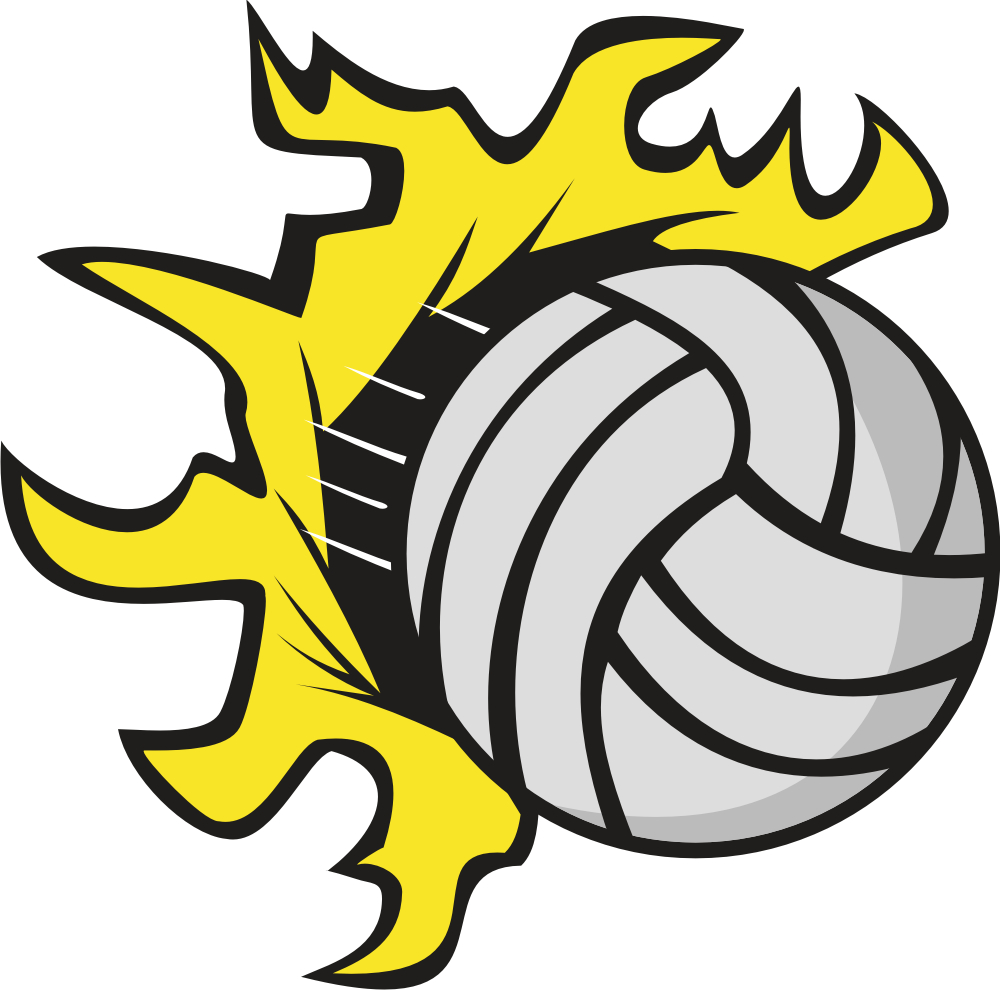 volleyball setting clipart - photo #27