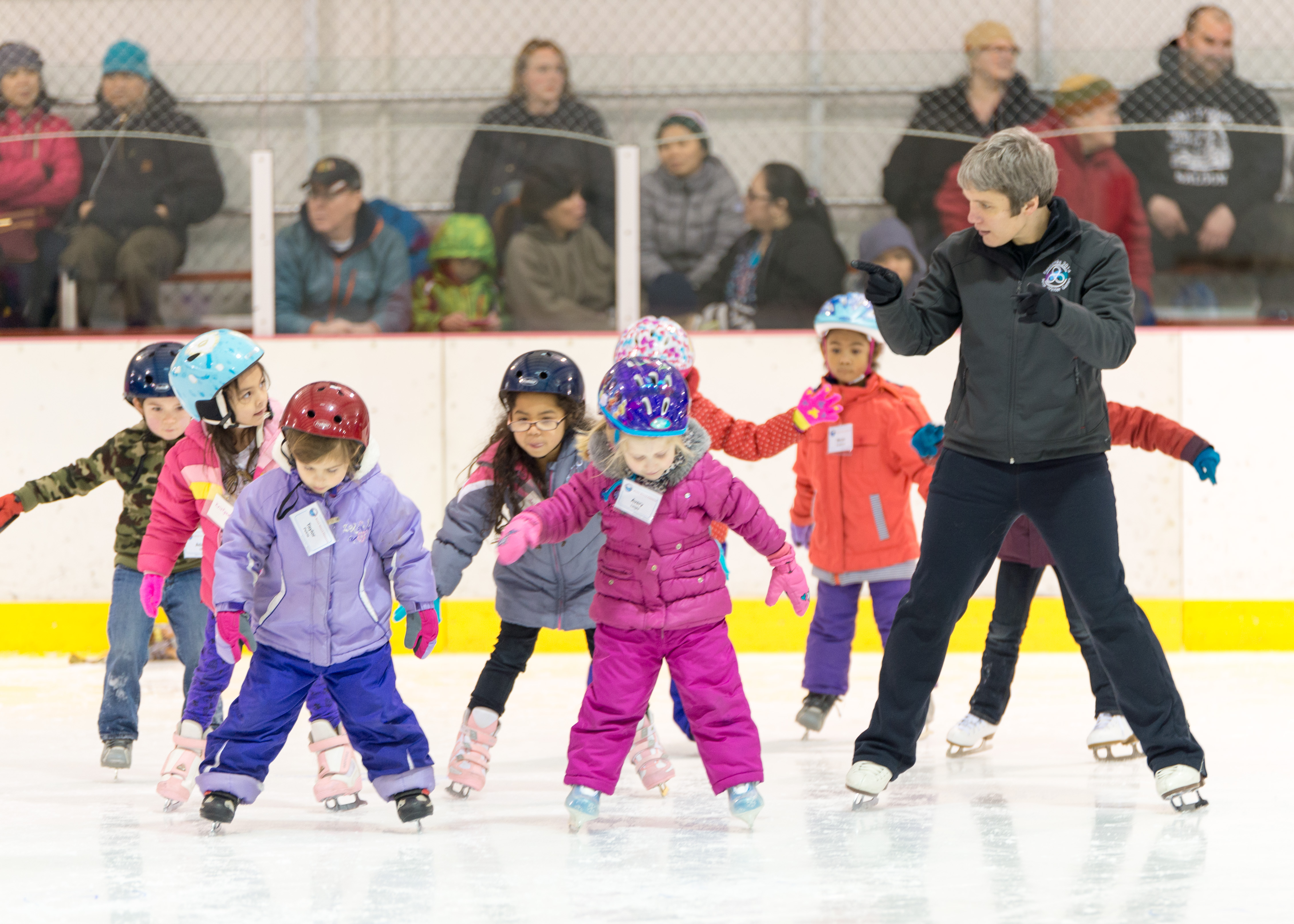 GCCC Learn to Skate USA Sessions