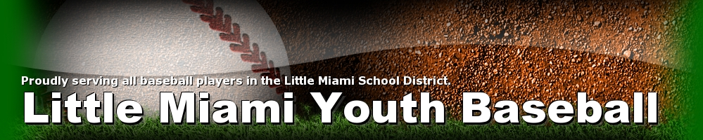 Team Roster Template  Little Miami Youth Baseball