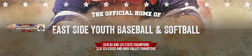 East Side Youth Baseball Softball Association, Baseball, Run, Field