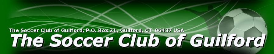 The Soccer Club of Guilford , Soccer, Goal, Field