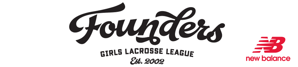 Founders Girls Lacrosse League, Lacrosse, Goal, Field
