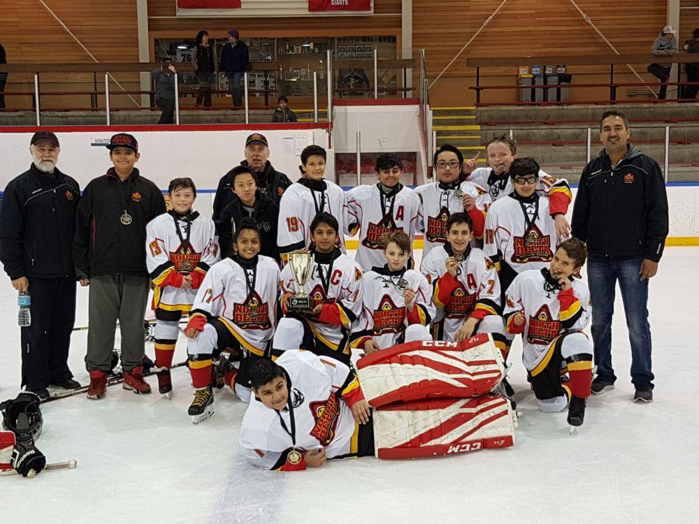 Bremerton midget hockey