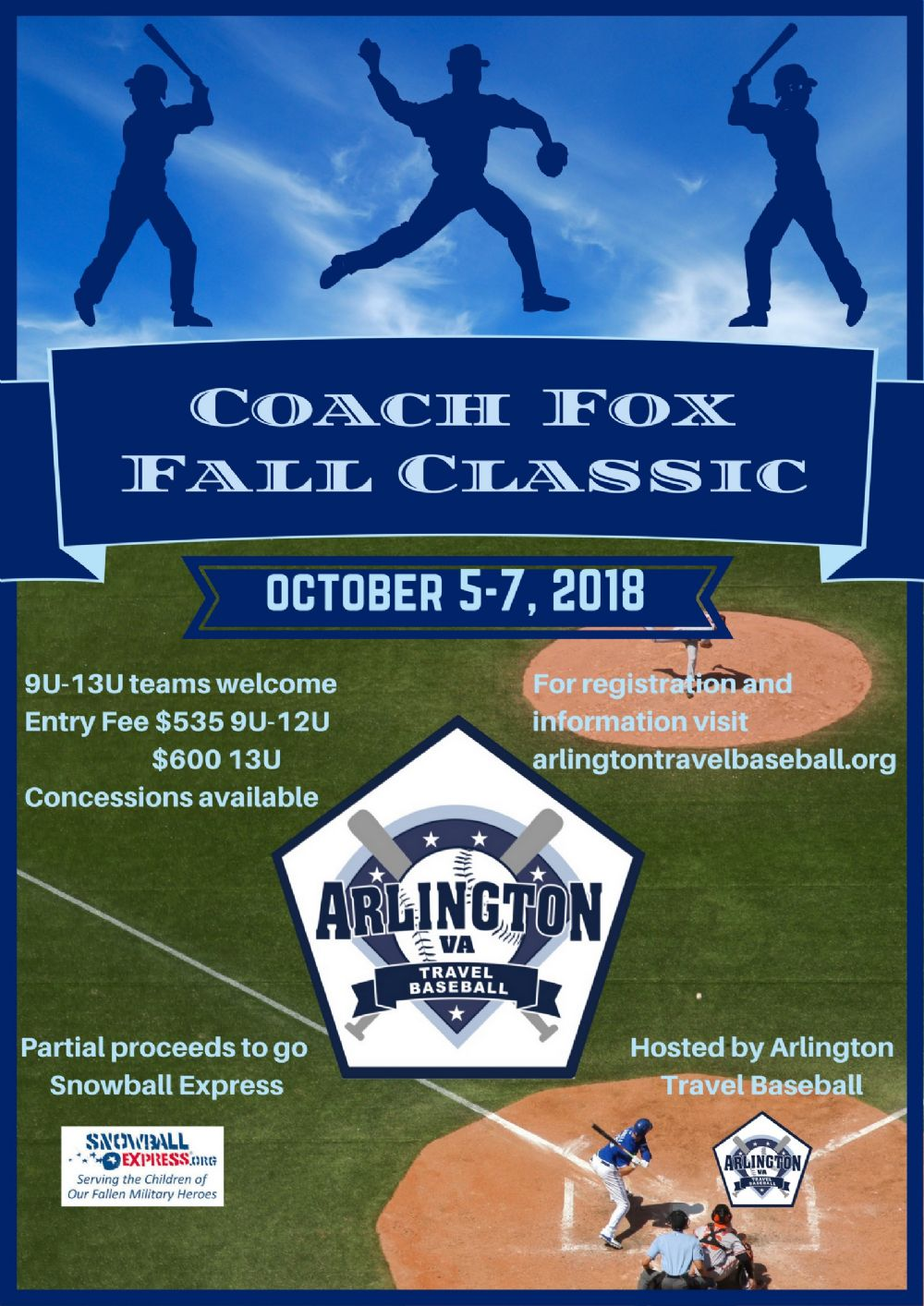 Arlington Travel Baseball