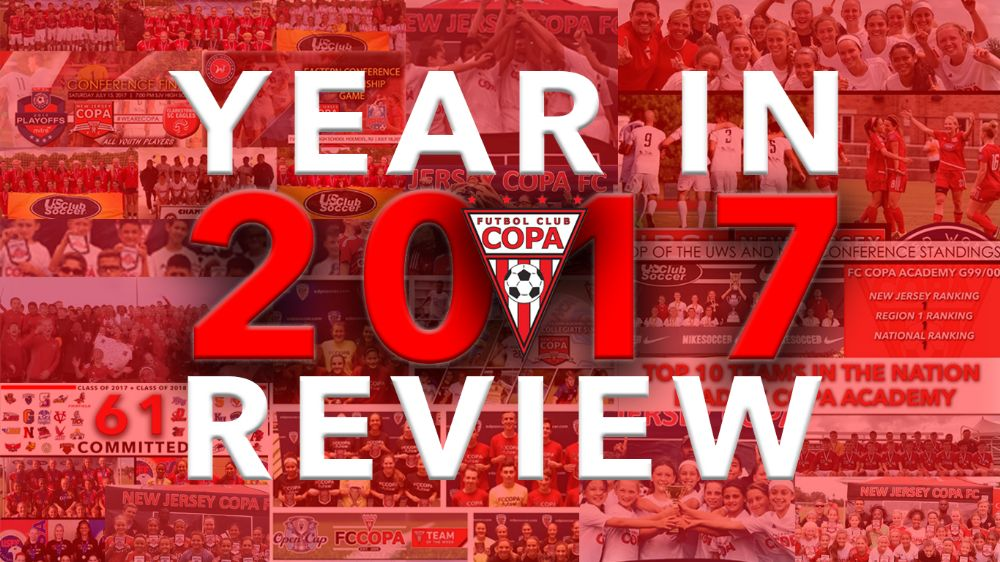 0a1b55483 2017 has been an incredible year for FC Copa Academy and New Jersey Copa  FC