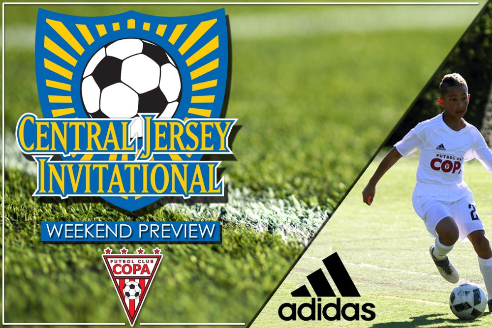 fc1586402 FC Copa Academy gets set to compete at the 2018 Central Jersey Invitational  Boys Weekend. The event will be held this upcoming weekend