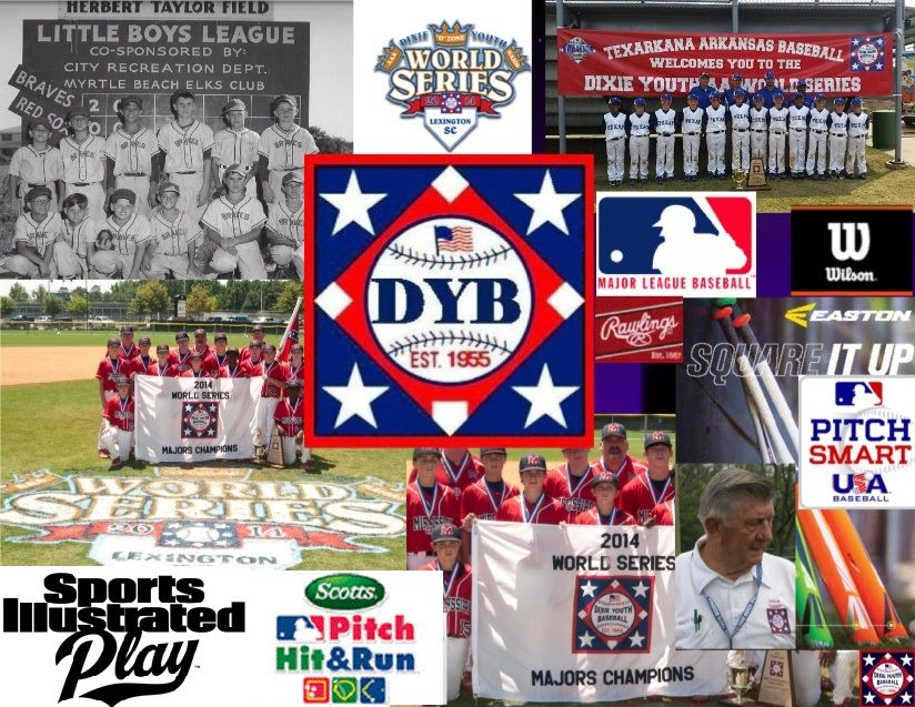 dixie youth machine pitch world series