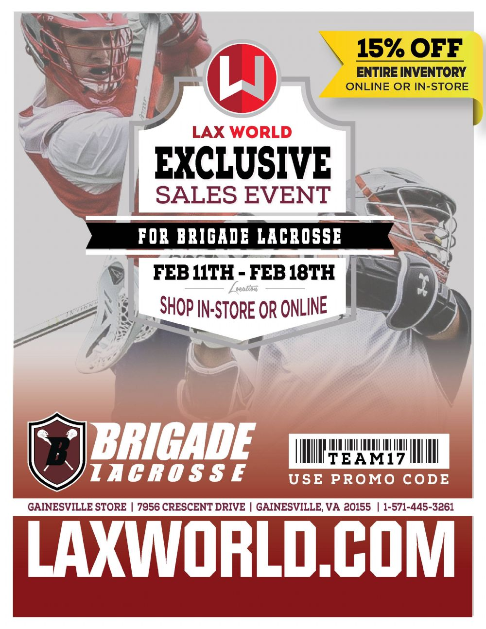 Get 14 Lax World coupon codes and promo codes at CouponBirds. Click to enjoy the latest deals and coupons of Lax World and save up to 40% when making purchase at checkout. Shop toybook9uf.ga and enjoy your savings of November, now!