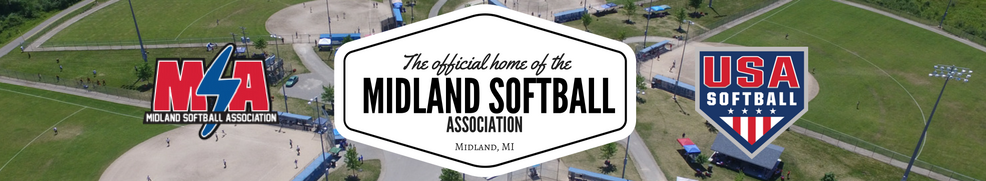 Midland Softball Ociation Run Field